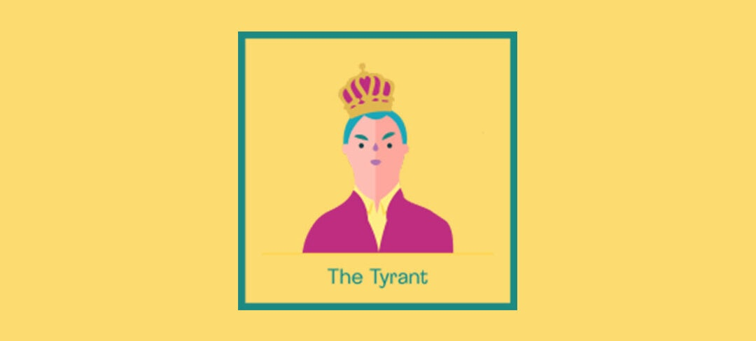 Tyrant- Who are you hard on?