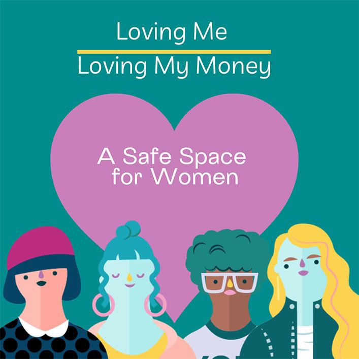 Loving Me Loving My Money Course Logo